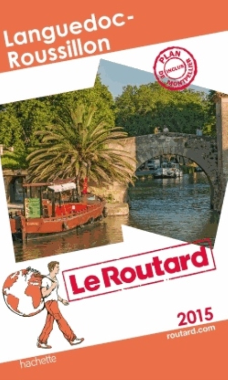 GUIDE DU ROUTARD LANGUEDOC ROUSSILLON 2015